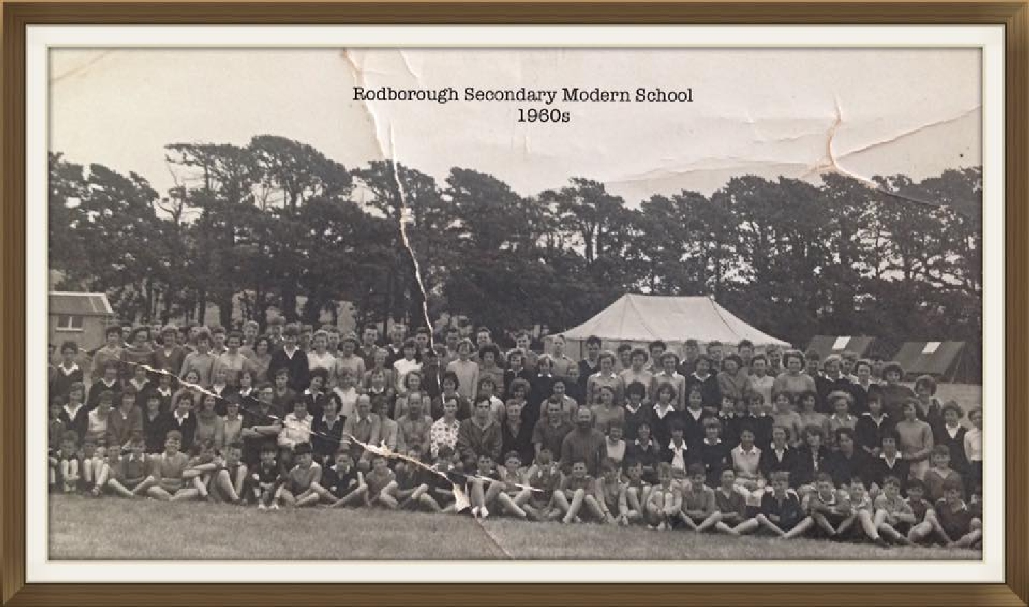 Rodborough School Remembering Rodborough